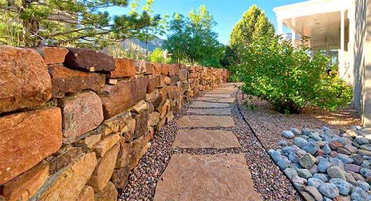 Albuquerque Landscaper Southwest Landscape Construction Services Whelchel Landscape And Construction Llc